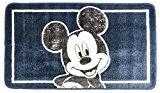 Disney Mickey Mouse doux Envers en caoutchouc antidérapant pour tapis de bain rectangulaire 85cm x 50cm/50,8x 85,1cm lavable en machine ...