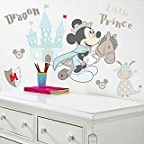 Disney Mickey Mouse Dragon Sticker mural