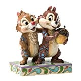 Disney Traditions 4031475 Figurine Tic et Tac Résine 12 cm