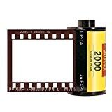Donkey 300125 Magnette pour frigo, cadre photo, Pellicule photo, approx 14 x 10.5 cm