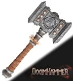 Doomhammer - Latex Katana Epée Sabre / Repliksword
