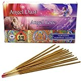 Encens Green Tree – Pack Amour: Angel Dust - Angel Love – Budhhist Tantra