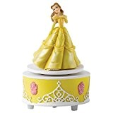 Enchanting Disney A27167 Belle  Musical Figurine Résine Multicolore 9 x 9 x 11 cm