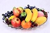 EQLEF® Ensemble de fruits artificiels pour décoration 10pcs