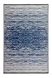 Fab Habitat réversible , intérieur / extérieur Météo Resistant Tapis de sol / Tapis - Brooklyn in Blue (180 cm ...
