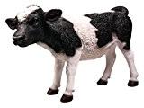 farmwood 3049M 42x 65x 22cm REAL Life Figurine–Vache–Multicolore