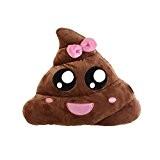 Favori Cousin Emoji Coussin CaCa Oreiller Poupée