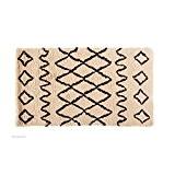 Flair Rugs Berber Nile - Tapis à motif tribal (120cm x 170cm) (Ivoire)