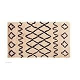 Flair Rugs Berber Nile - Tapis à motif tribal (80cm x 150cm) (Ivoire)