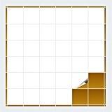 FoLIESEN Carrelage Adhésif pour cuisine et salle de bain 10x 10cm–Blanc brillant–240Pièces