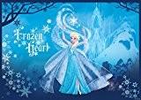 """Fresque murale La Reine des Neiges Elsa """"Heart"""" Frozen Disney papier peint Maxi poster"""