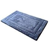 GAOJIAN Tapis velours en coton long Qualité Ultra ultra confortable Tapis en coton Chambre Espace salon Tapis Porte couvertures Antiskid ...