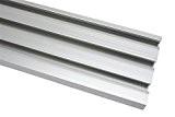 Gardinia Rail pour panneau japonais 3voies Argent 210cm