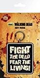 GB eye Affiche The Walking Dead, combattre les Dead Porte-clés Multicolore