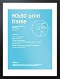 GB Eye Cadre pour affiche Noir 60 x 80 cm