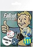 GB Eye, Fallout 4, Mix, Set de Boutons,