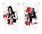GB Eye LTD,The Walking Dead, Daryl Vs Walker, Set de 2 verres