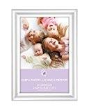 Générique Cadre Photo Format A4 Argenté Pour Diplôme Certificat