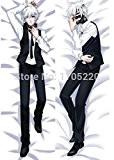 Geryer pillow case NEW Anime Tokyo Ghoul Ken Kaneki Dakimakura Hugging Body Pillow Cover Case
