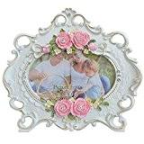 Giftgarden Cadre Photo Fleur Rose 10 x15 cm