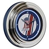 Harley-Davidson#1 Racing Logo Néon Horloge