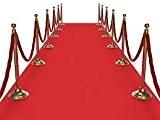 Hollywood Affiche cérémonie Celebrity Jewellery rouge-Tapis Chemin de couloir (4,5 m