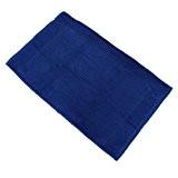 Homescapes Tapis de Bain Uni 100% Coton Turc Imperial 50 x 80 cm - Bleu Roi – Tapis Salle de ...