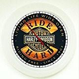 Horloge murale Logo Harley Davidson