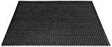 ID Mat M67 Caillebotis Caoutchouc Noir 150 x 100 x 2,29 cm