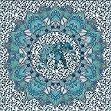 Indien Mandala Tapisserie, Lotus éléphant Suspension Murale, Ou Résidence Chambre Décorations Hippie Bohème, Parure de lit Reine, Boho Couvre-lit de ...