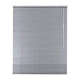 Jalousie Store vénitien en aluminium de haute qualité jalousette Store/9090x 120cm x 120cm en couleur argent–Page de commande droite/Store/fenêtre/fensterjalousette/lamelles en ...