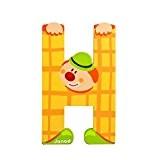 JANOD - Lettre Clown H