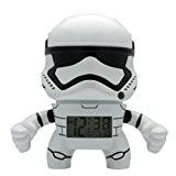 Jazwares 2020015  Star Wars Stormtrooper Réveil Plastique Blanc 19 x 14 x 20 cm