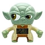 Jazwares 2020022  Star Wars Yoda Réveil Plastique Vert 19 x 14 x 20 cm