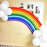 Jspoir Melodiz L'arc-en-ciel Magie Ballons de Fête de Mariage d'amour d'anniversaire Saint-Valentin