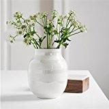 Kähler Omaggio Vase Pearl Medium