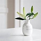 Kähler Omaggio Vase Pearl Small