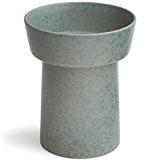 Kähler Ombria Vase Granite Green