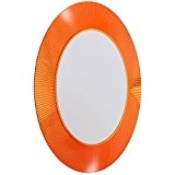 Kartell 9950AT all saints miroir orange