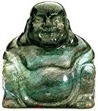 Labradorite Bouddha en pierre semi-précieuse Décoration Maison Décoration AVN