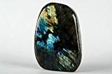 Labradorite forme libre–décoration pierre naturelle, Home Décor, Home Style–chaque pièce est sélectionnée à la main pour Sa Beauté Naturelle