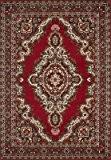 Lalee 347053087 Tapis Sahara 102, 80 x 150, Rouge