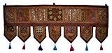 Lalhaveli fait main patchwork brodé tapisseries 100x 40cm