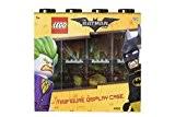 Lego Batman Figurine Vitrine pour 8mini-figurines, empilable, boîte pour mur ou bureau, noir
