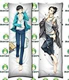 Li Anime Yc0293 Tokyo Ghoul Uta Kaneki Ken Shaped Anime Dakimakura Hugging Body Pillow Case