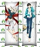 Li Anime Yc0294 Tokyo Ghoul Uta Kaneki Ken Serial Style Anime Dakimakura Hugging Body Pillow Case