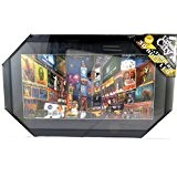 Londres New York Paris [L7836] - Tableau lumineux 'Broadway' 3D led