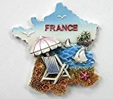 Lot de 3 Aimants - Magnets France