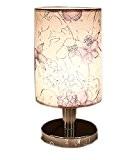 LU Lampe de chambre à coucher Lampe de salon de mariage Lampe décorative Lampe de bureau simple moderne Lampe de ...