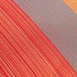Madura Housse de Coussin ATINA Orange/Rouge 45 x 70 cm